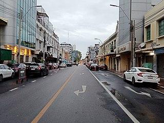 Fueang Nakhon Road