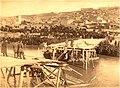 ხიდის ჩანგრევა მტკვარზე. ტფილისი. 1892 წ.jpg