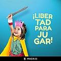 'Libertad para jugar', la campaña municipal a favor de los juguetes no sexistas 02.jpg