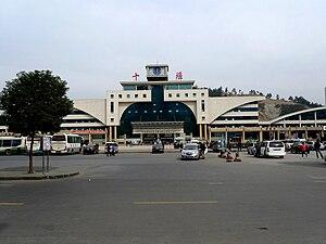 Shiyan - Shiyan Railway Station