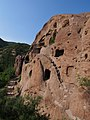 古崖居前山 - North Part of the Cliff Dwelling - 2013.06 - panoramio (1).jpg