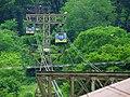 吉野ロープウェイ Yoshino ropeway 2013.6.17 - panoramio.jpg