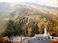 昭和58年ころの恵那山トンネル入り口と園原.jpg