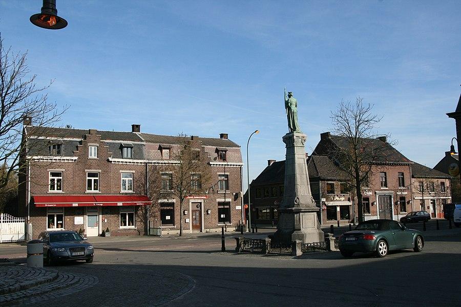比利时一小镇