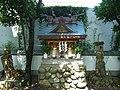 田辺市中屋敷町 八幡宮・辨財天宮 2012.8.22 - panoramio.jpg