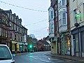 -2019-12-17 Christmas lights on Church Street, Cromer (1).JPG