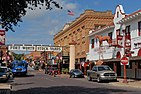 0011Fort Worth Stockyards Exchange Ave E Texas.jpg