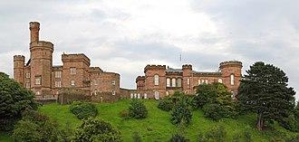Inverness - Inverness Castle