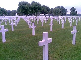 Margraten - Netherlands American Cemetery