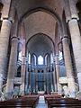 005 Església de l'Hospital de Sant Pau, nau central.JPG