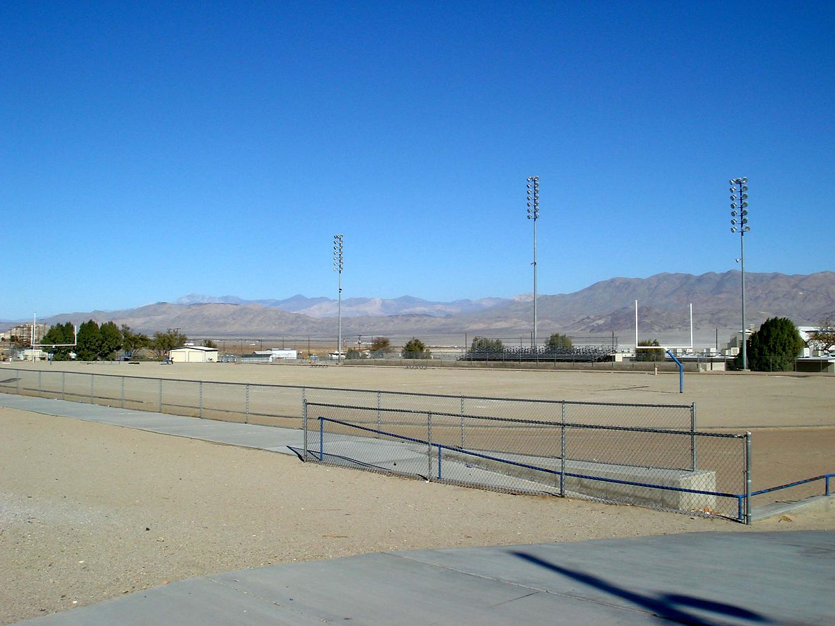 Trona California Murders: Trona High School