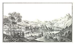 Celje - Celje, 1830 - Lith. Kaiser, Graz