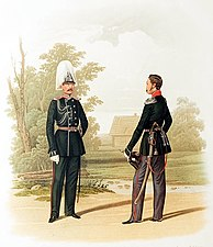 017 Changes in uniforms and armament of troops of the Russian Imperial army.jpg