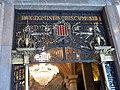 062 Generalitat, galeria gòtica, portal del Saló de Sant Jordi.JPG