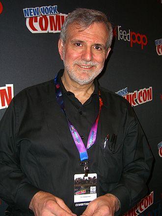 Sam Viviano - Viviano at the 2012 New York Comic Con
