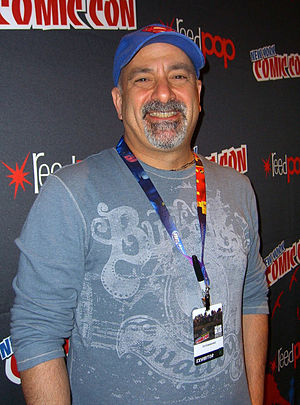 Dan DiDio - DiDio at the 2012 New York Comic Con