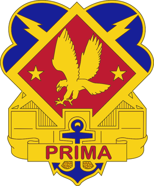 10th Army Air and Missile Defense Command - Image: 10th Command DUI
