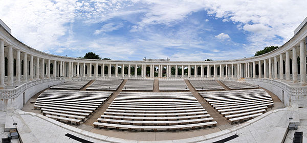 National cementery Arlington, VA - Amphitheater