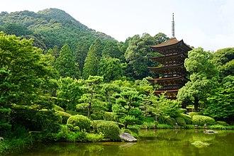 Yamaguchi, Yamaguchi - Rurikō-ji Temple