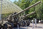 152 mm Br-2 cannon model 1935 in the Great Patriotic War Museum 5-jun-2014.jpg
