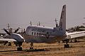 155726 Grumman G.159 Gulfstream ( TC-4C ) United States Navy (8844813560).jpg