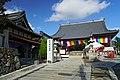 181007 Kinomoto-jizoin Nagahama Shiga pref Japan01n.jpg