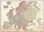 1818 Pinkerton Map of of Europe - Geographicus - Europe-pinkerton-1818.jpg