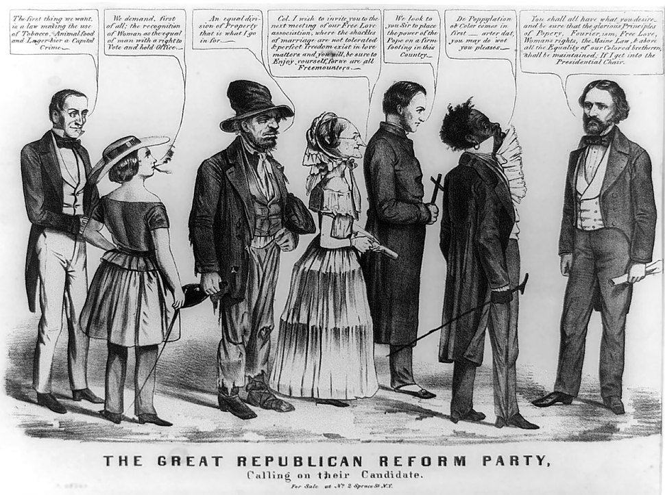 1856-Republican-party-Fremont-isms-caricature