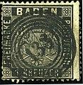 1860 1kr Baden 133 Sinsheim Mi9.jpg