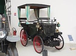 1894 Peugeot Type 10 Break photo 2.JPG