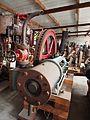 1905 Bakker & Reub 1 cilinder 25pk stoommachine uit Gasfabriek in Gorinchem pic1.JPG