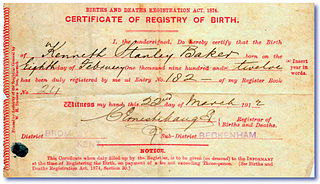 Document preserved information
