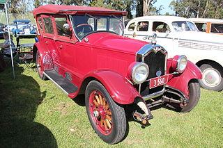 Buick Standard Six Car model
