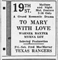 1936 - Nineteenth Street Theater Ad - 8 Oct MC - Allentown.jpg
