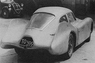 Giovanni Savonuzzi - Image: 1946 Cisitalia 202CMM