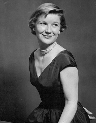 Barbara Bel Geddes - Barbara Bel Geddes in 1952