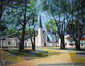 1958 Ries Mulder Kerk van Bandung.jpg