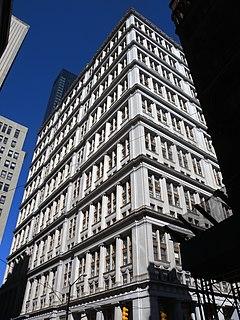 195 Broadway Office skyscraper in Manhattan, New York
