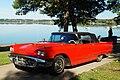 1960 Ford Thunderbird Convertible (21387455565).jpg