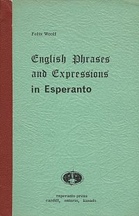 English Phrases and Expressions in Esperanto