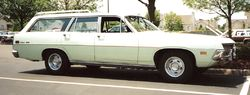 1971 Ford Torino 500 station wagon