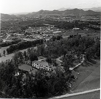 Fanling Lodge - Fanling Lodge in 1973