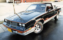 Oldsmobile Hurst/Olds - Wikipedia