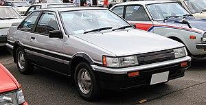 Toyota Corolla (E80)