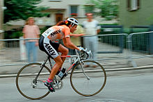 1991 World Road Champion - Leontien van Moorsel (15432192291).jpg