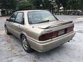 1992-1993 Mitsubishi Galant (E33) GLSi Automatic Sedan (17-08-2017) 04.jpg