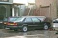 1993 Volvo 240 GLE Estate & 1987 Volvo 780 (12504295245).jpg