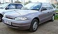 1995 Hyundai Excel (X3) LX 5-door hatchback (2009-11-13).jpg