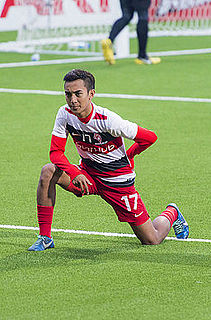 Faris Ramli Singaporean footballer