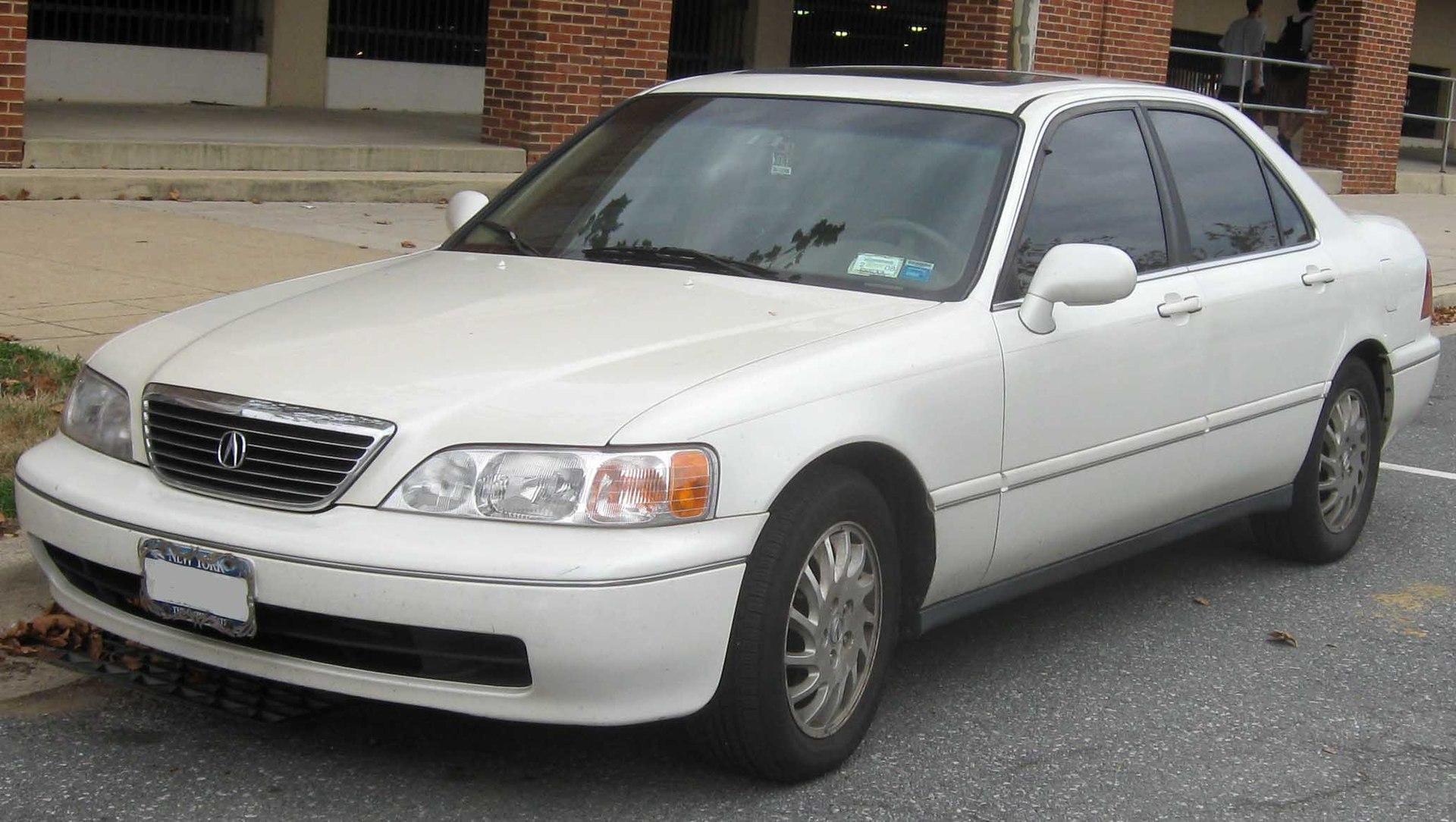 Px St Acura Rl on 1998 Acura Integra 4 Door
